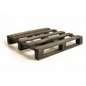 Baza pentru perna modulara de podea din lemn de mango 80x80 cm Nature Giner y Colomer