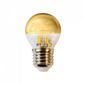 Bec cu filament LED E27 4W Daoro Milagro Lighting
