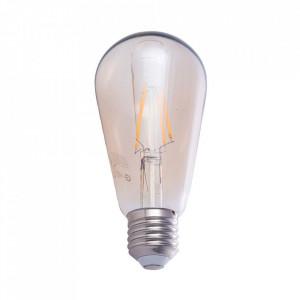 Bec cu filament LED E27 4W Kebi Milagro Lighting