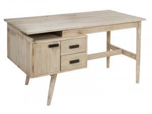 Birou din lemn mindi 140 cm Panya Santiago Pons