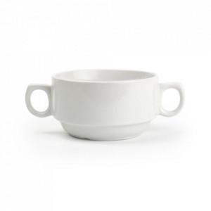 Bol alb din ceramica 10,5 cm Appetite Aerts