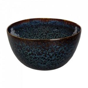 Bol albastru din ceramica 850 ml Eccentric Palmer