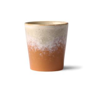 Cana multicolora din ceramica 180 ml Jupiter HK Living