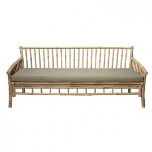 Canapea din bambus pentru exterior Sole Bloomingville
