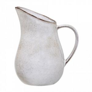 Carafa gri din ceramica 1750 ml Bloomingville