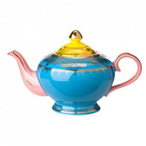 Ceainic multicolor din portelan 700 ml Grandpa Pols Potten