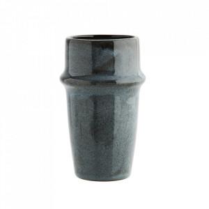 Ceasca maro/albastra din ceramica 6,5x12 cm Fiho Madam Stoltz