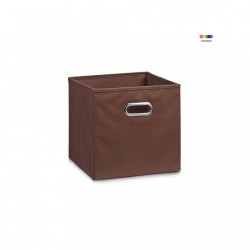 Cos maro din fleece Storage Box Brown Small Zeller