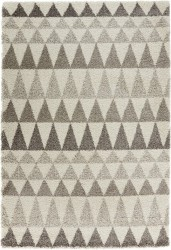 Covor gri 160x230cm Allure Mint Rugs