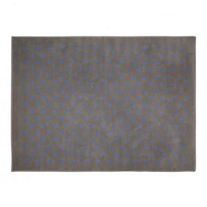 Covor gri/albastru din fibre acrilice 120x160 cm Little Stars Lorena Canals