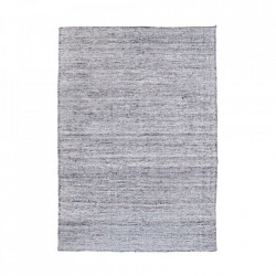 Covor gri din poliester si bumbac 160x230 cm Michigan House Nordic