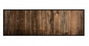 Covor maro bucatarie din poliamide 50x150 cm Wild Wood Zala Living