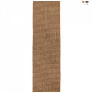 Covor maro din polipropilena pentru exterior Nature Brown BT Carpet (diverse dimensiuni)
