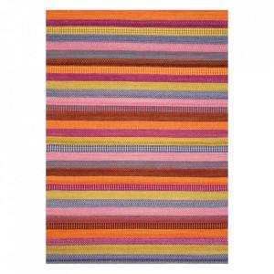 Covor multicolor din lana Enjoy Elle Ligne Pure (diverse dimensiuni)