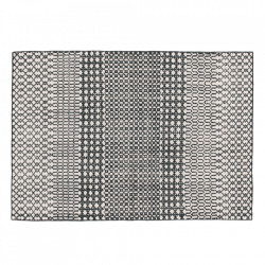 Covor negru/alb din lana 200x300 cm Switch Versmissen