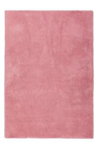 Covor roz din poliester Velvet Lalee (diverse dimensiuni)
