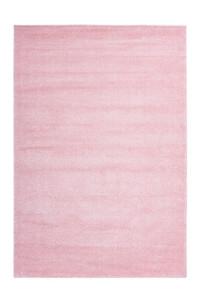 Covor roz din polipropilena 120x170 cm Amigo Uni Lalee