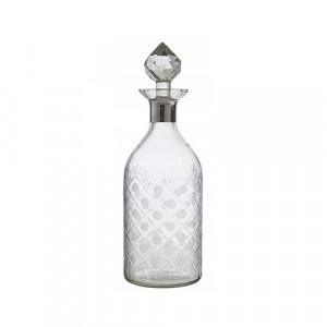 Decantor transparent din sticla 1 L Sandra Nordal