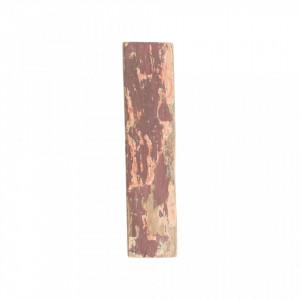Decoratiune maro din lemn 18 cm I Raw Materials