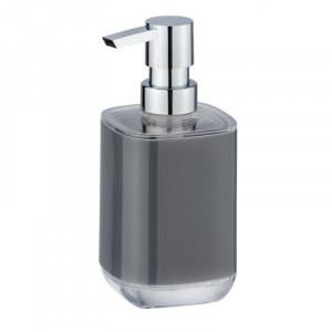 Dispenser gri/argintiu din plastic si polistiren 330 ml Masone Wenko