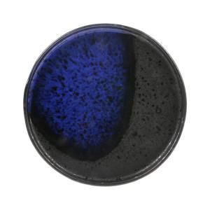 Farfurie desert din ceramica 17,5 cm Kyoto Cobalt HK Living