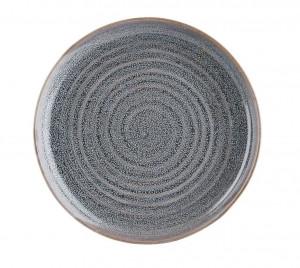 Farfurie verde/ albastra din ceramica 28 cm Nord House Doctor