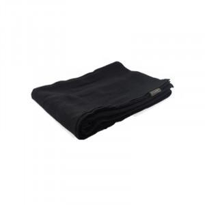 Fata de masa neagra din in 140x220 cm Ava LifeStyle Home Collection