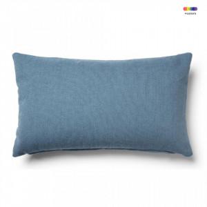 Fata de perna albastra din textil 30x50 cm Mak La Forma
