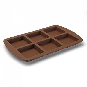 Forma pentru negrese maro din silicon Baking Brownies Versa Home