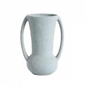 Ghiveci gri deschis din ceramica 13 cm Eldey Nordal