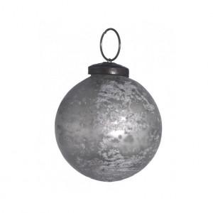 Glob ceramica gri 5 cm Madam Stoltz