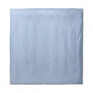 Husa pentru pilota albastru deschis din bumbac 220x220 cm Hush Ferm Living