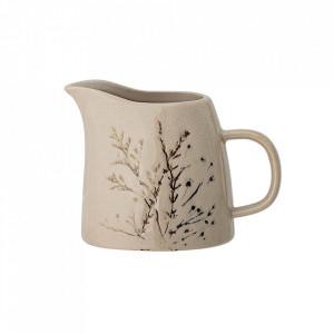Latiera bej din ceramica 250 ml Bea Bloomingville