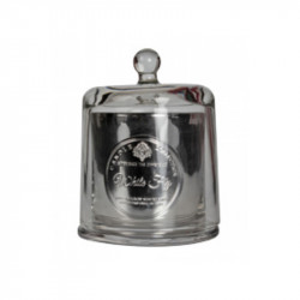 Lumanare parfumata cu suport argintiu din sticla 9,5 cm Deepa Opjet Paris
