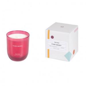 Lumanare parfumata din sticla 9 cm Pure Kave Home