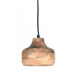 Lustra maro din lemn Finn LABEL51