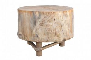 Masa cafea din lemn 107x95m Butcher's Block XL Versmissen