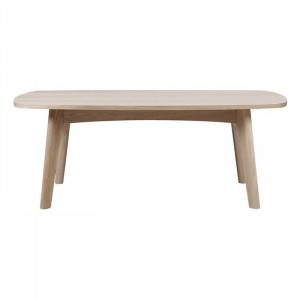 Masa maro din lemn si MDF pentru cafea 58x118 cm Marte Actona Company
