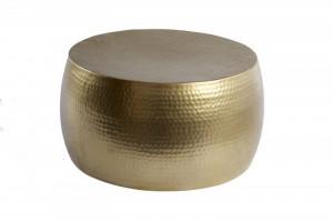 Masuta aurie din aluminiu pentru cafea 60 cm Orient Gold Invicta Interior