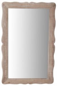 Oglinda din lemn de plop si MDF 60x80 cm Pesaro Livin Hill