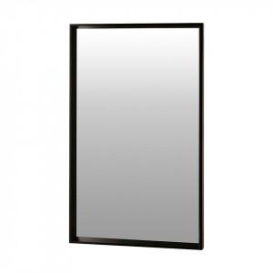 Oglinda neagra din lemn de pin si MDF 40x60 cm Pro House Doctor
