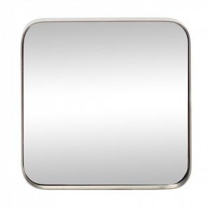Oglinda patrata cu rama fier 31x31 cm Hubsch