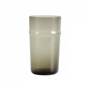 Pahar gri fum din sticla 450 ml Airy Nordal