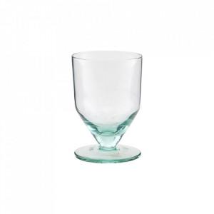 Pahar transparent din sticla pentru vin 7,8x11 cm Ganz House Doctor