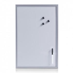 Panou memo gri din metal 40x60 cm Gonzales Zeller
