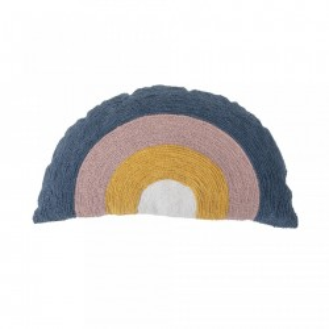 Perna decorativa multicolora din bumbac 40x70 cm Rainbow Bloomingville