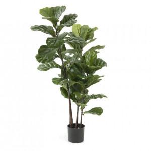 Planta artificiala cu ghiveci din plastic 165 cm Lyrata La Forma