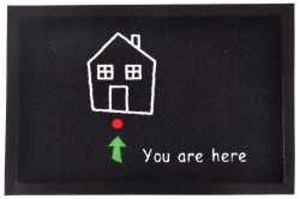 Pres pentru intrare 40x60cm Printy You are here Hanse Home
