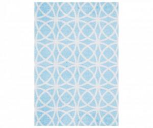 Pres pentru intrare albastru 70x50 cm Magic Ornament Zala Living