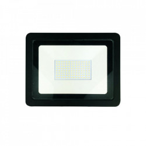 Proiector negru din metal LED Aleo L Milagro Lighting